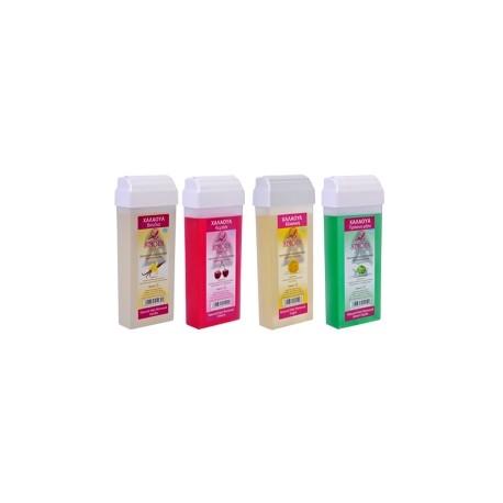 100 % natūralus cukrus kasetėje (obuolių kvapo)